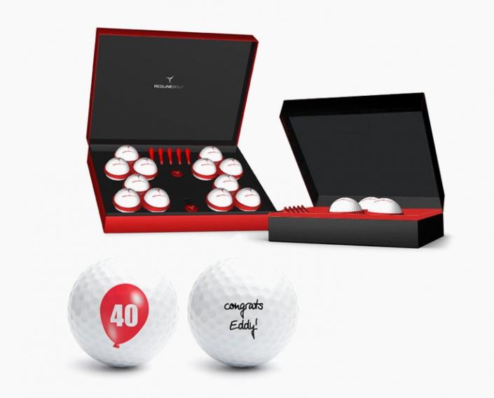 Golfgeschenkbox Deluxe