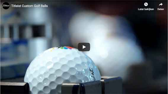 personalise golf balls by pad printing