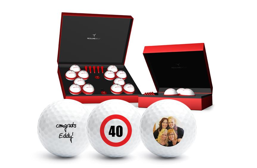 amazing golf gift box