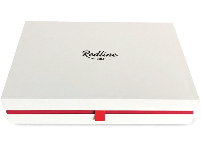 golf gift box XL white