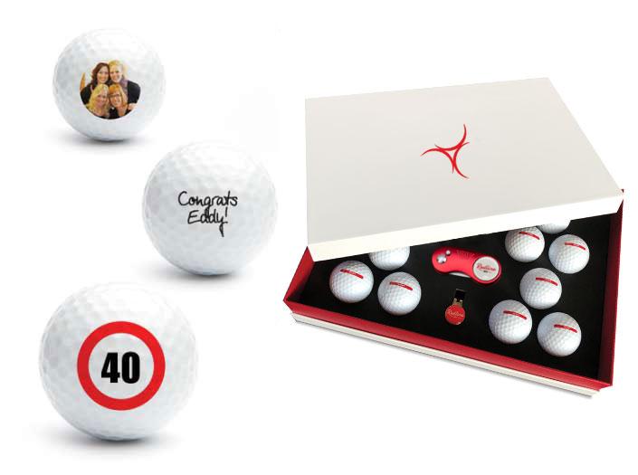 Golfgeschenkbox XL